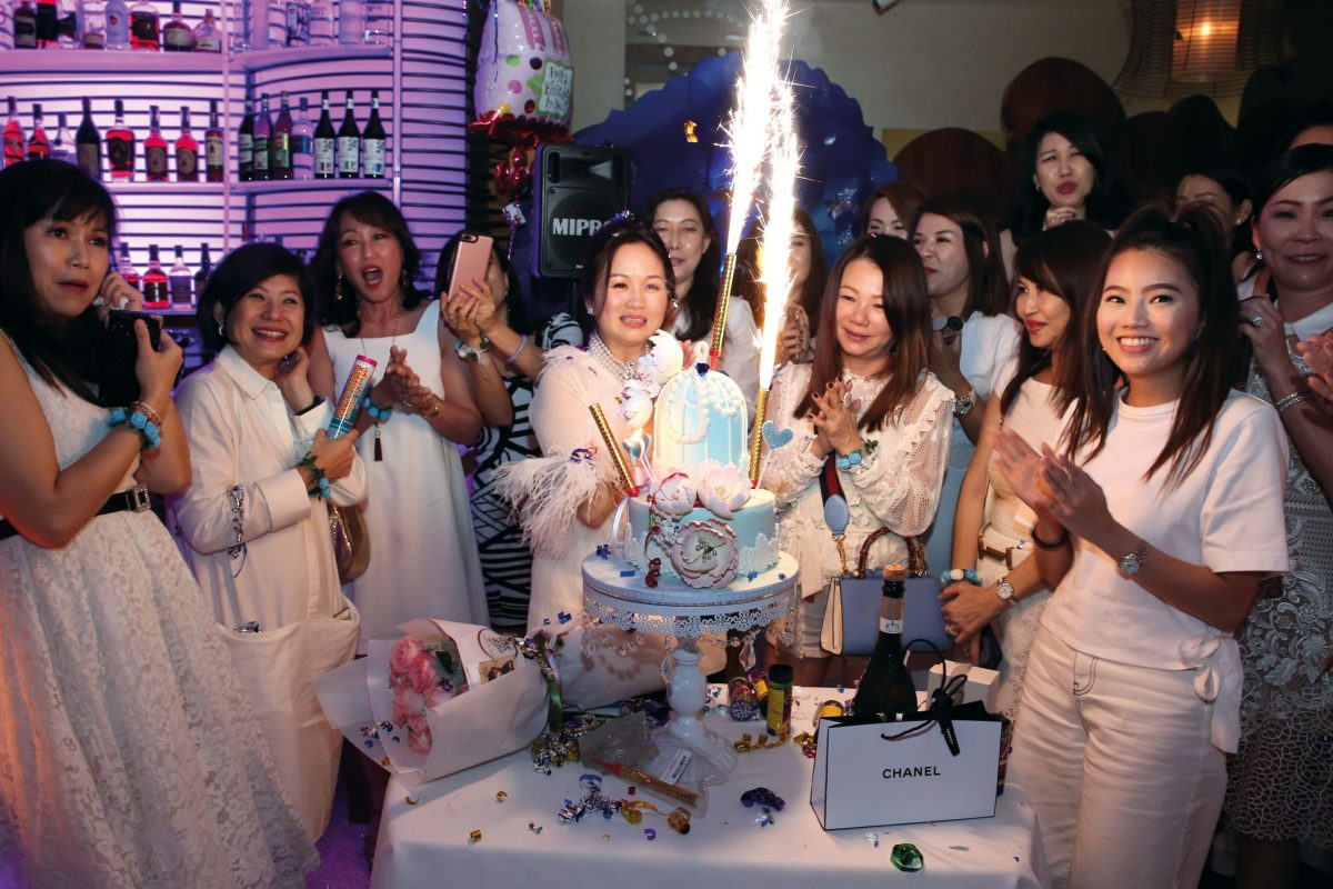 Event Photo Gallery: Tonya Tan's Cocktail Birthday Party