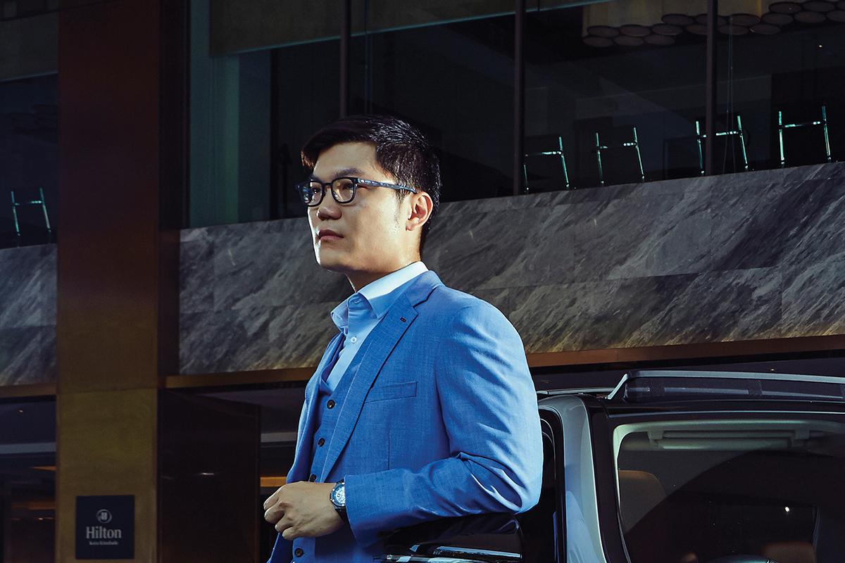 Look East: Seth Quek of Wah Mie Group