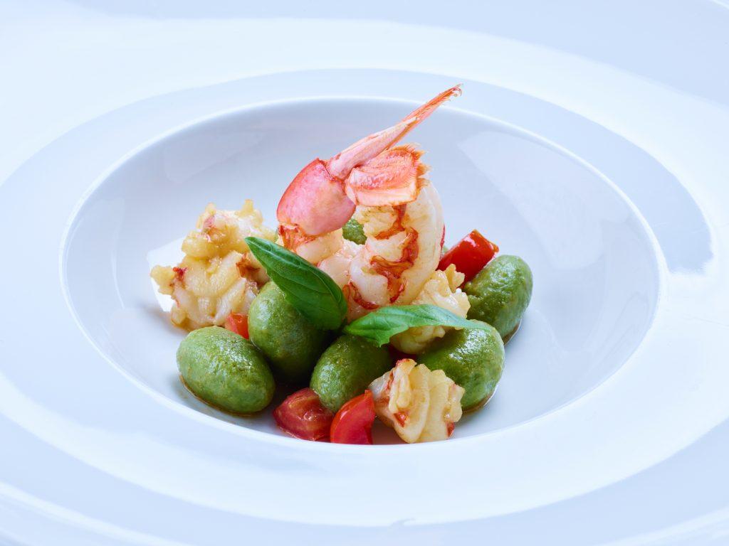 Chef Martin Dalsass Food - 19th World Gourmet Festival