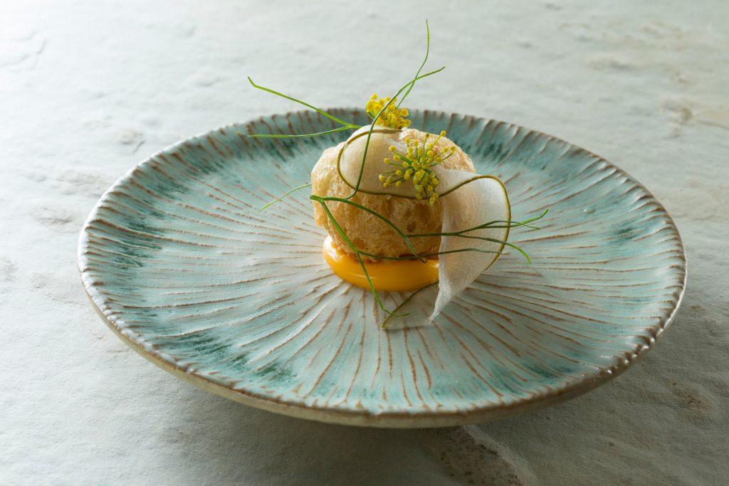 Chef Ryohei Hieda Food - 19th World Gourmet Festival