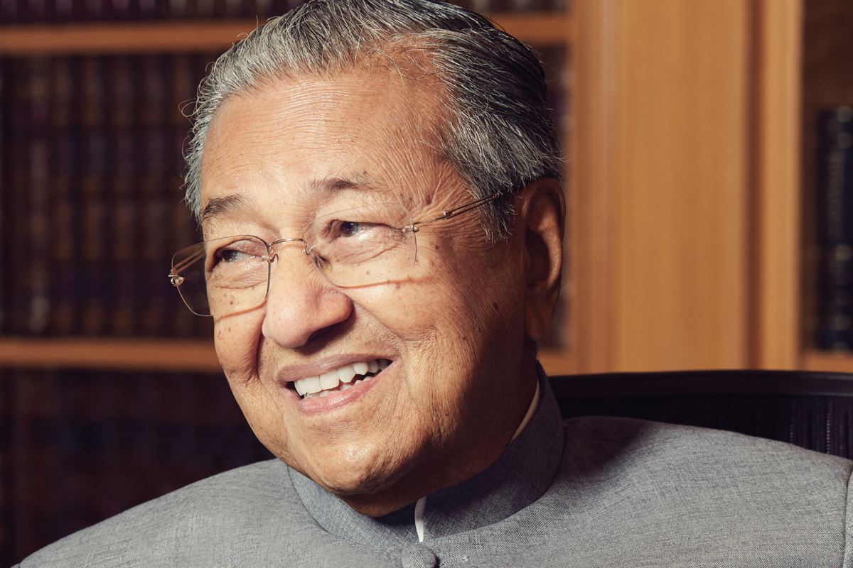 Man On A Mission: A Word With Tun Dr Mahathir Mohamad