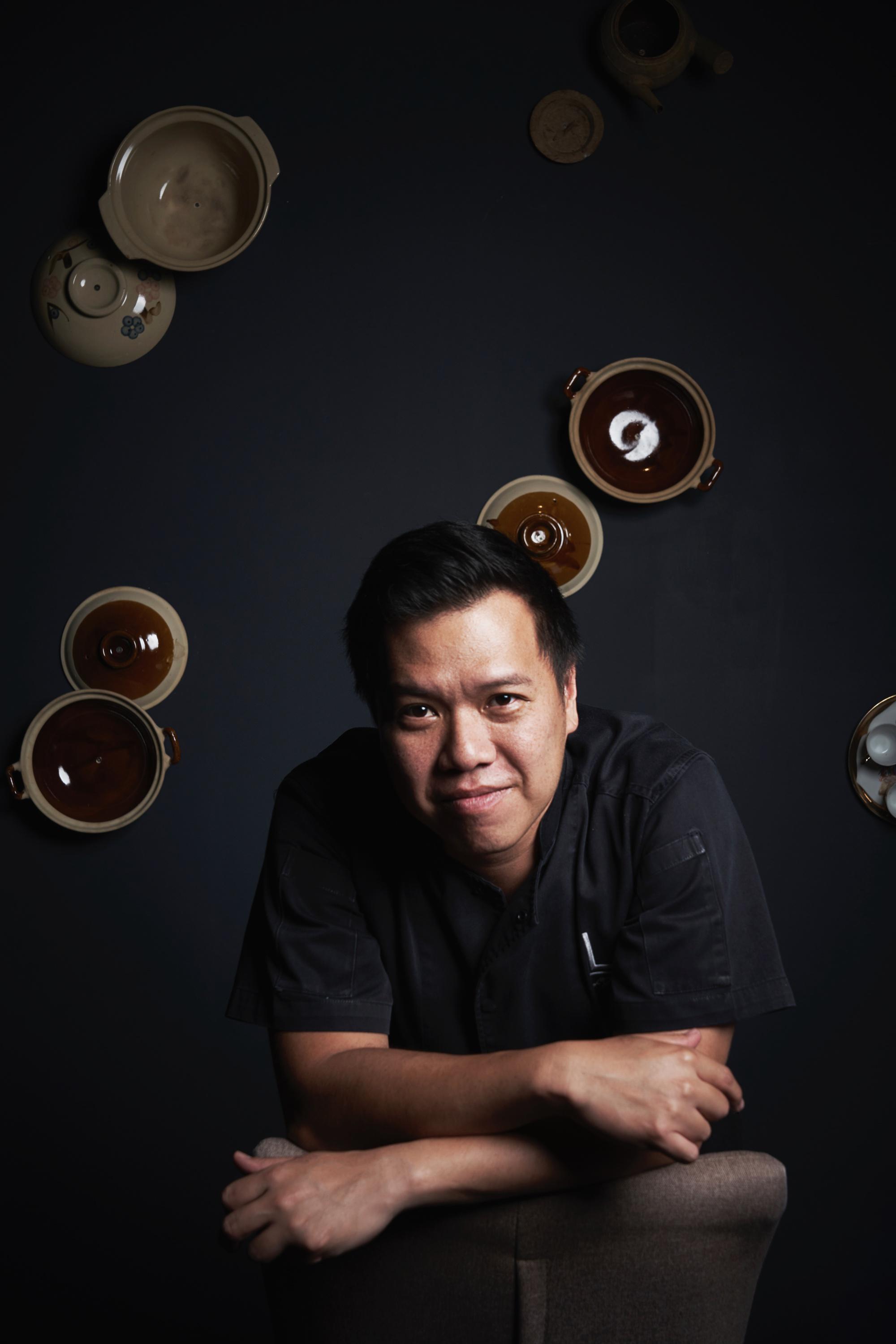 Artistic Menus Labyrinth Han Li Guang