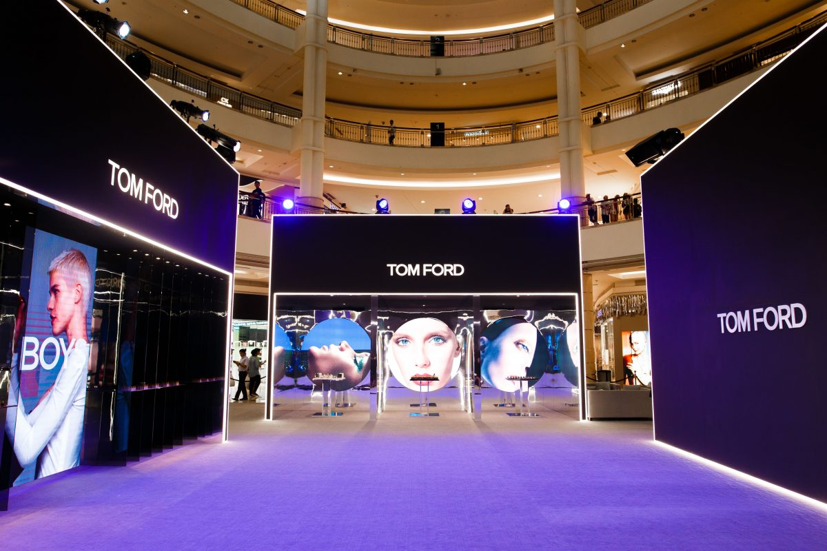 Event Gallery: Tom Ford Beauty Launches Second Standalone Store in Suria KLCC