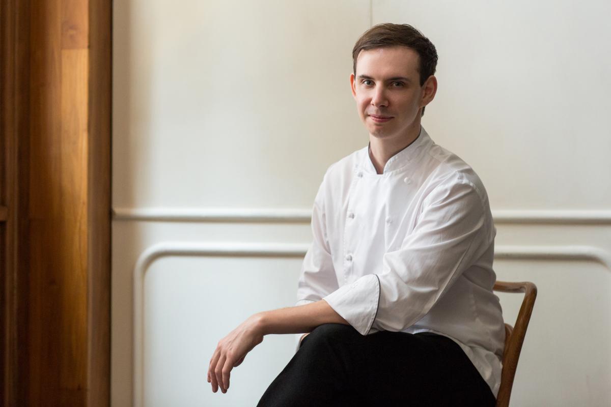 Chef Daniel Calvert talks Barbecues, Board Games and Fleetwood Mac