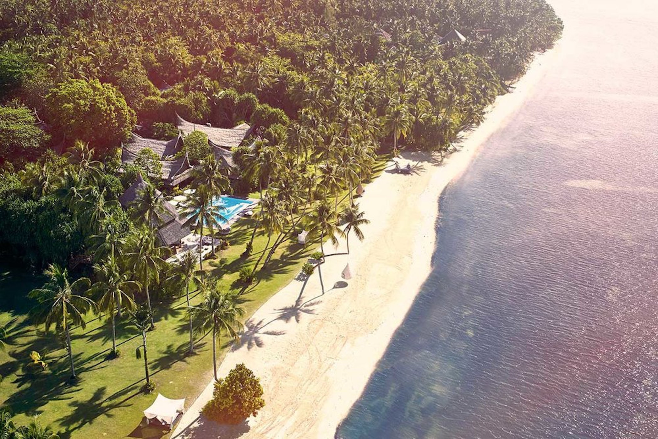 Private islands for rent: Nay Palad)