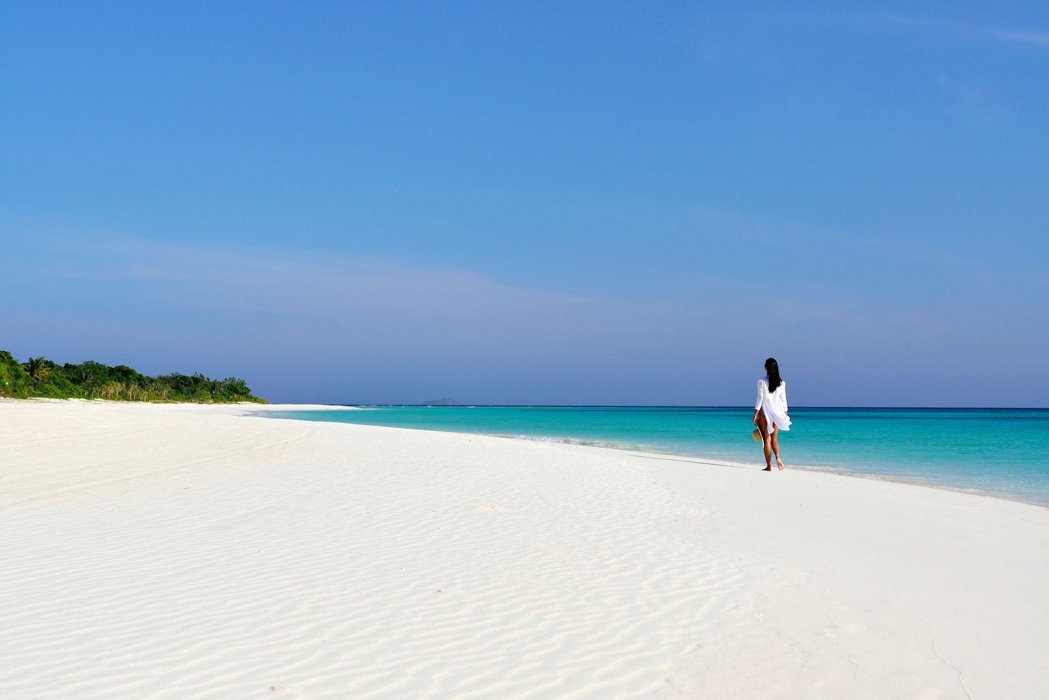 Private island resorts: Amanpulo