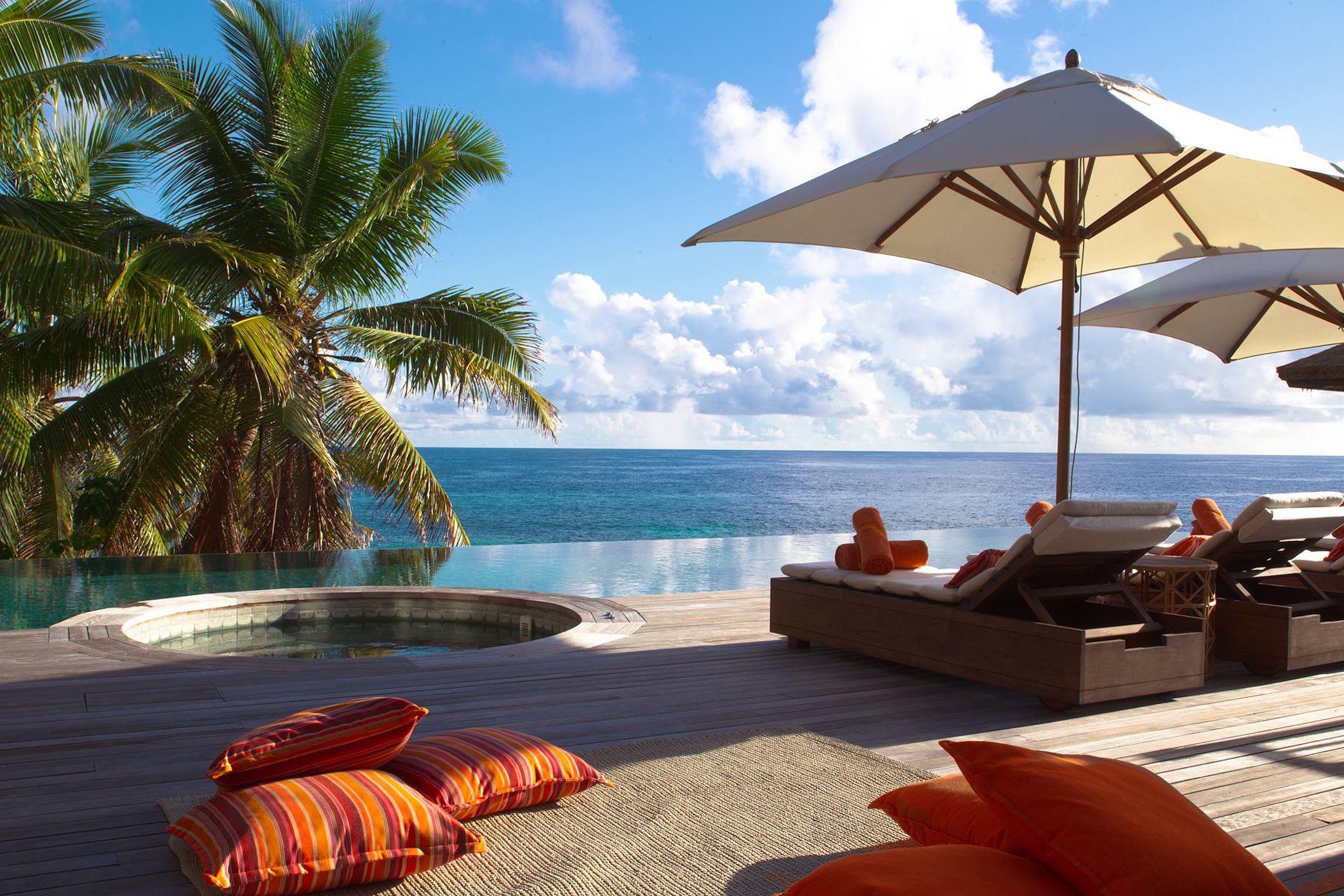 Private islands for rent: Fregate Island