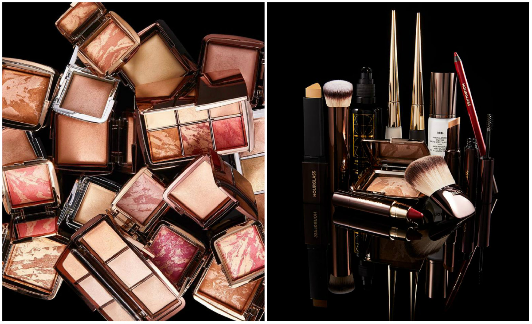 Sustainable beauty labels: Hourglass Cosmetics
