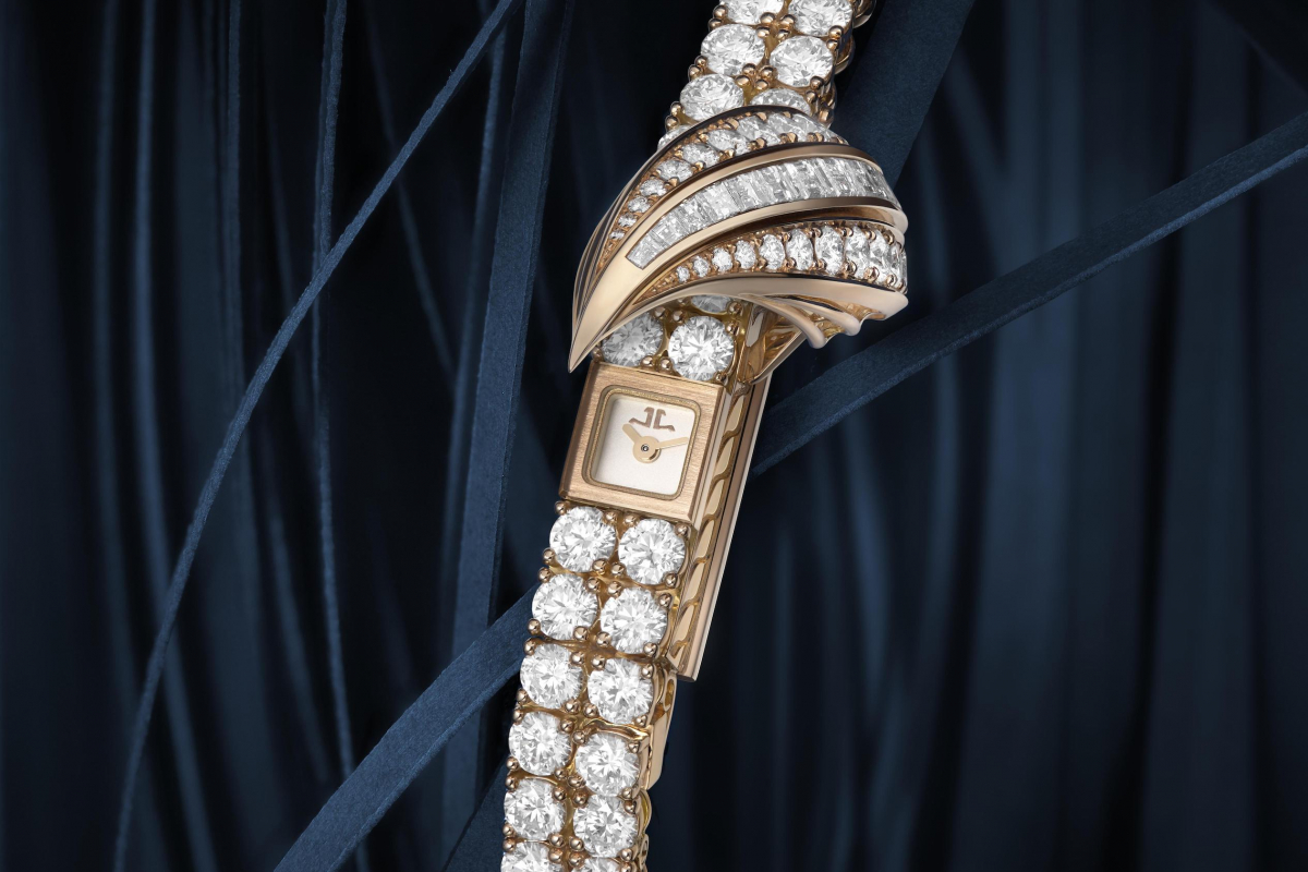 Jaeger-LeCoultre Adds A Brand New Chapter To Its Bedazzling Joaillerie range