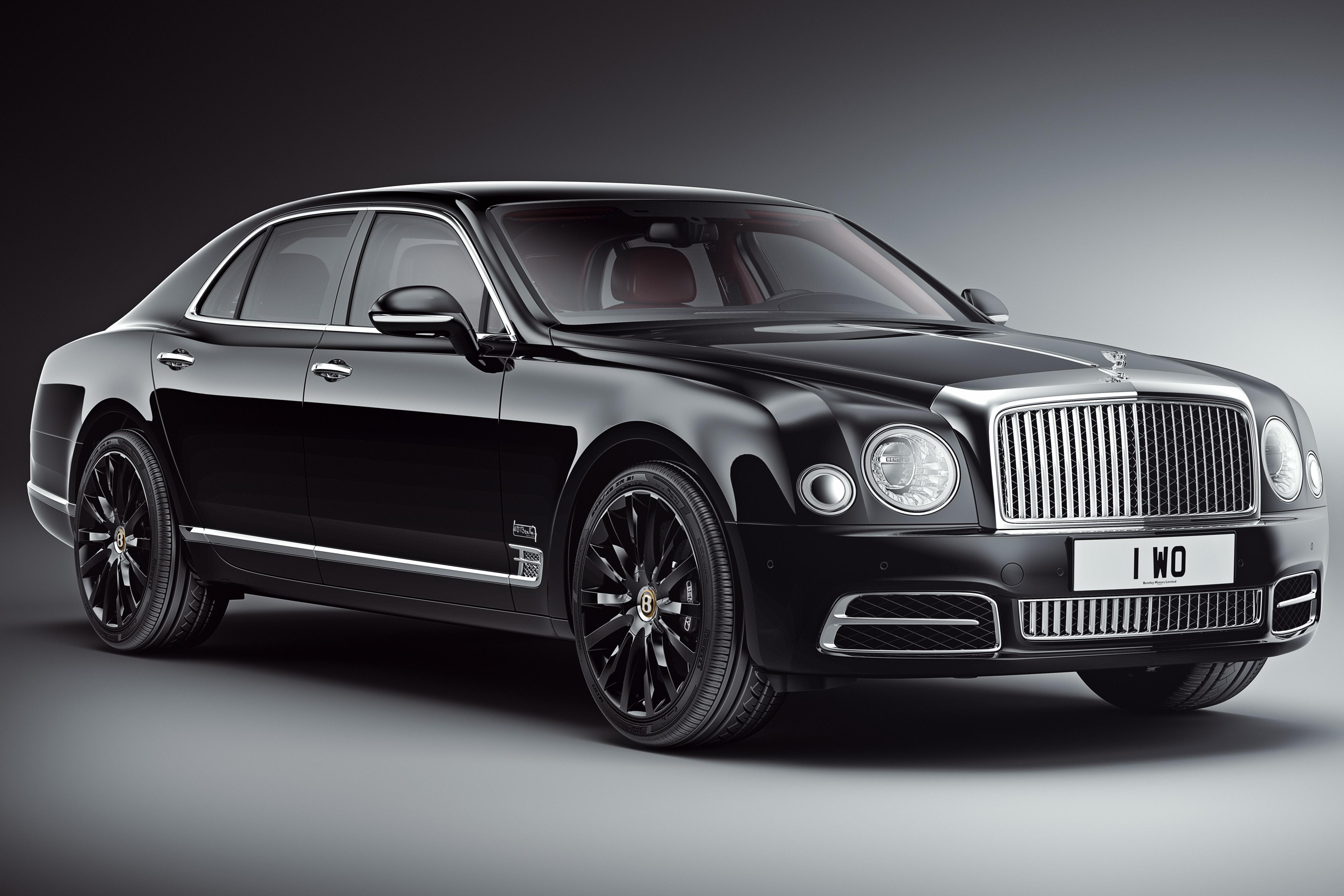 Bentley Mulsanne W.O.