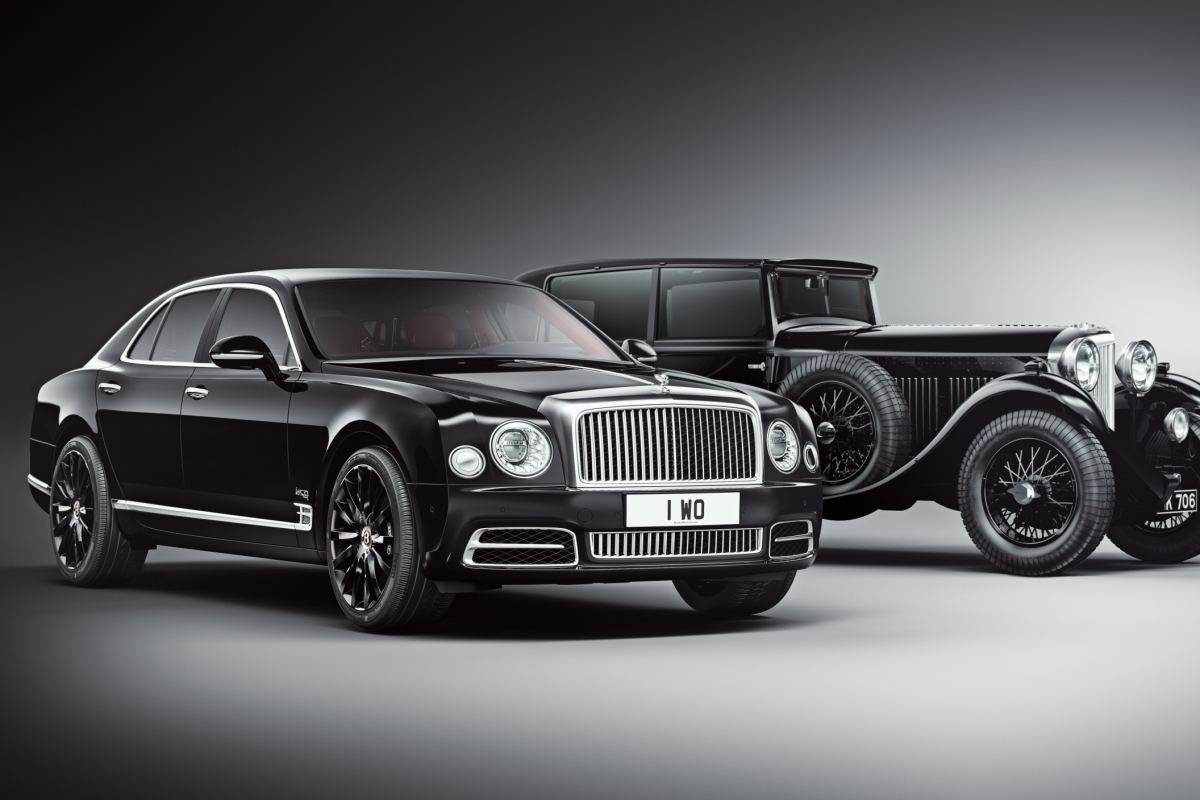 Bentley To Celebrate Centenary With A Founder's Edition Of Mulsanne