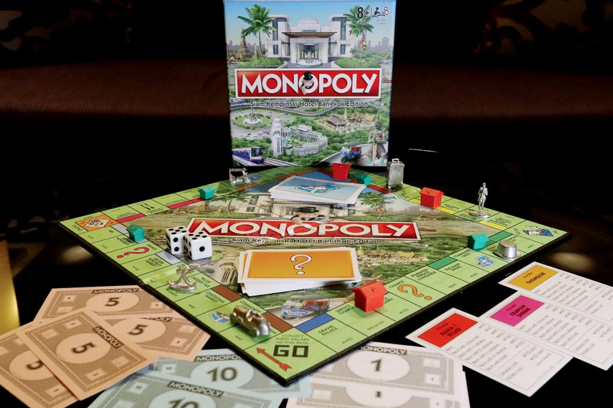 Bangkok's Very Own Edition of Monopoly