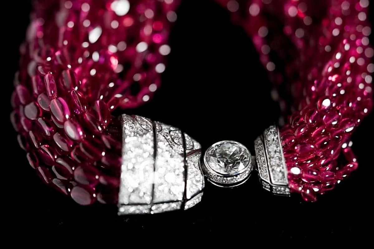 VIDEO: The Inspiration Behind Chanel's Coromandel High Jewellery Collection