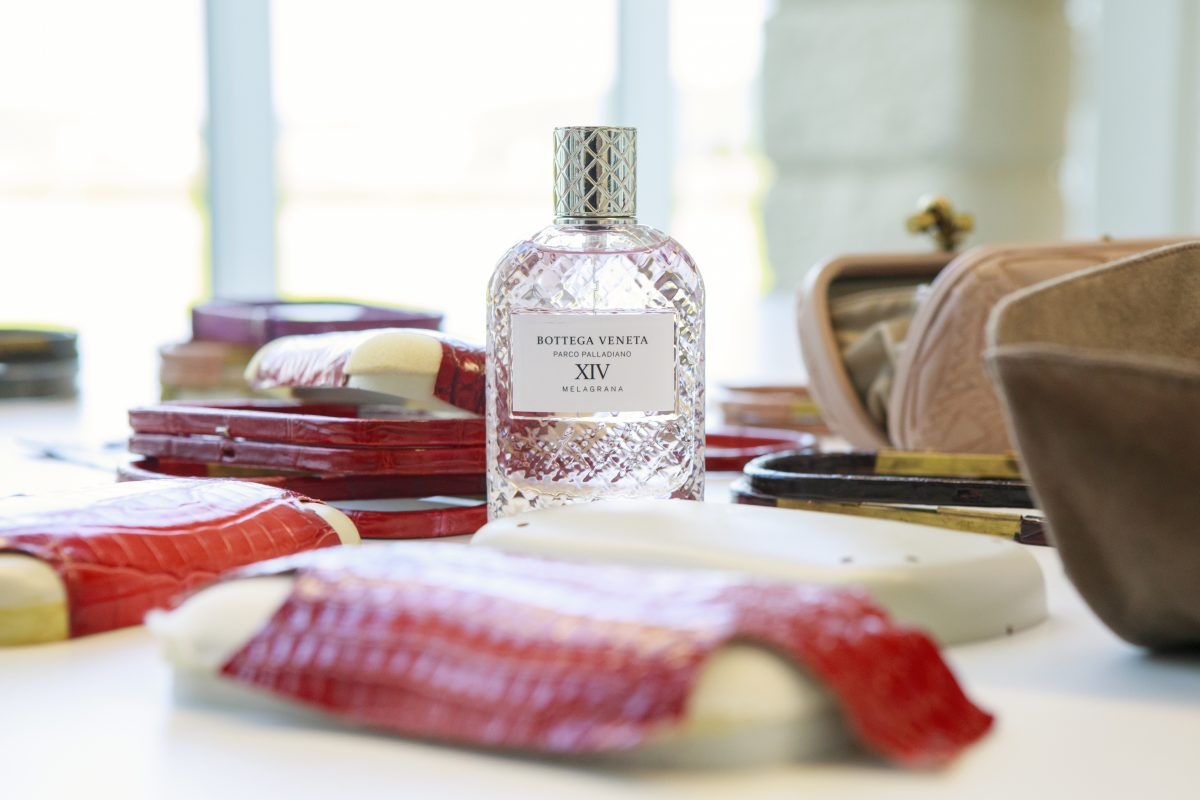 Bottega Veneta Celebrates Its New Parco Palladiano Fragrances