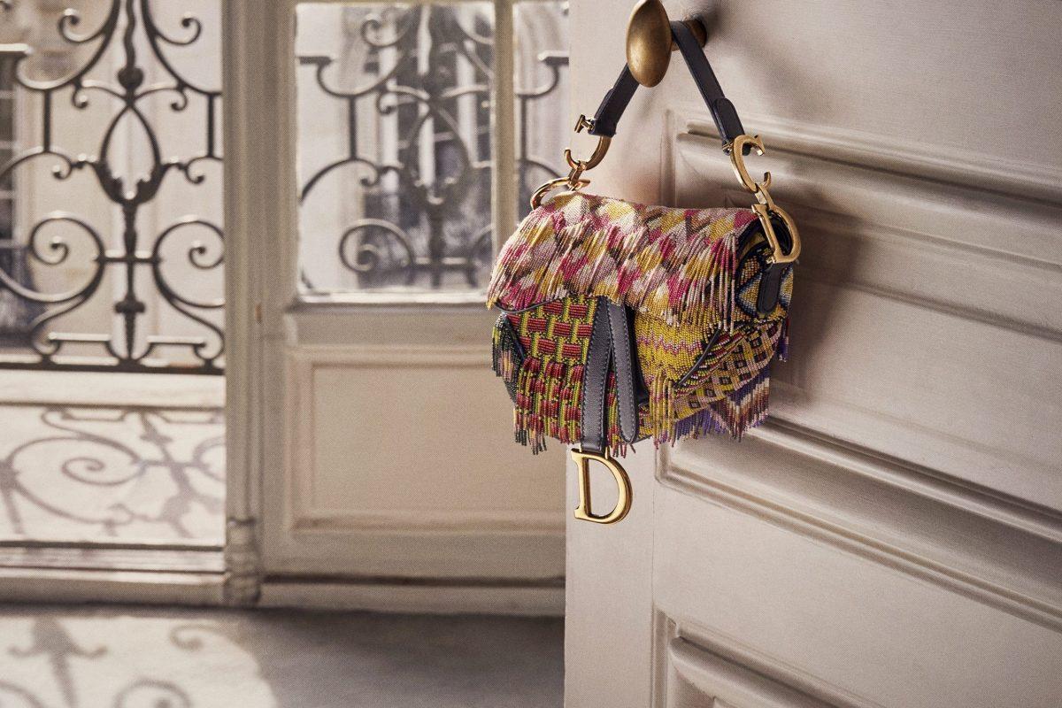 Dior's Saddle-Bag is Back