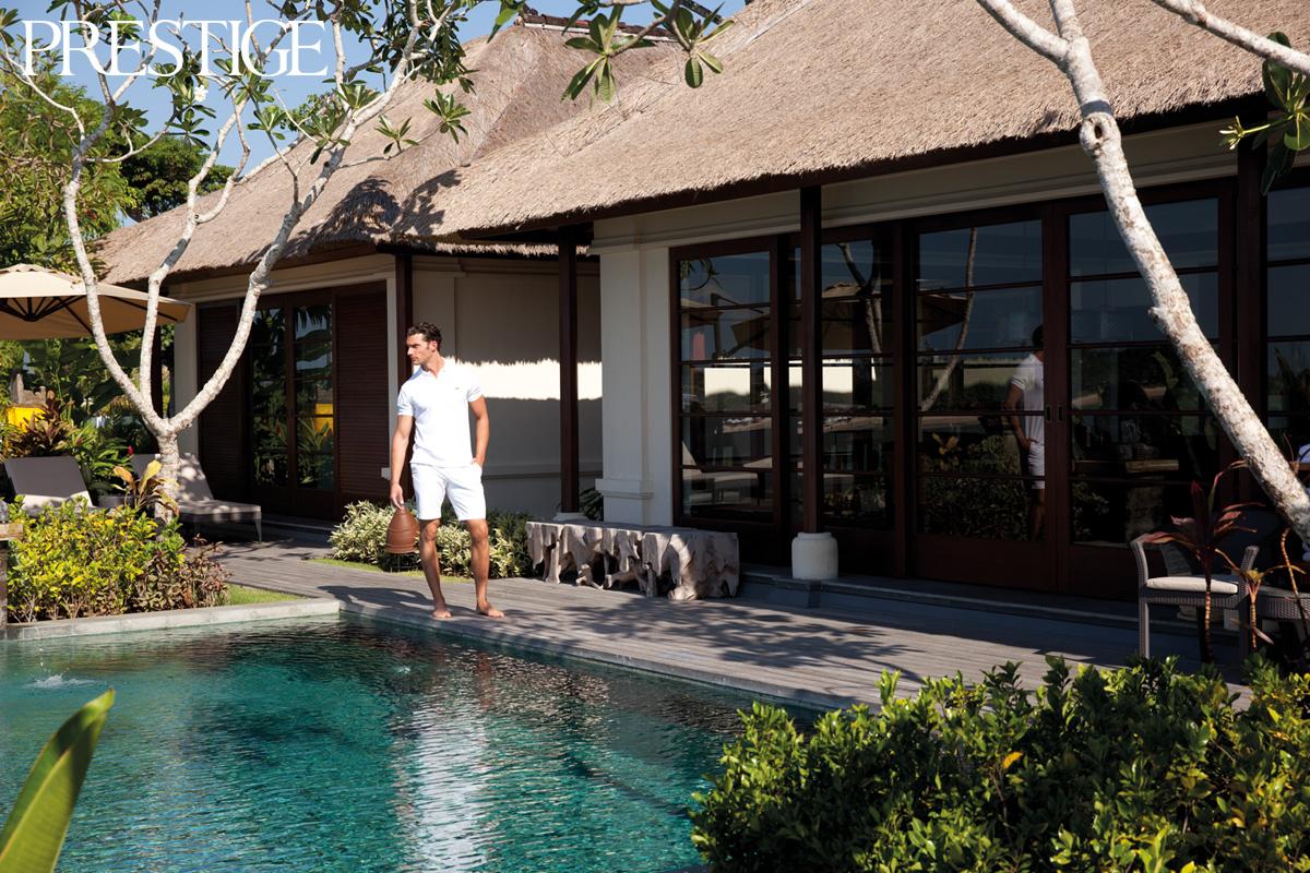 New Heaven: Four Seasons Resort Bali at Jimbaran Bay