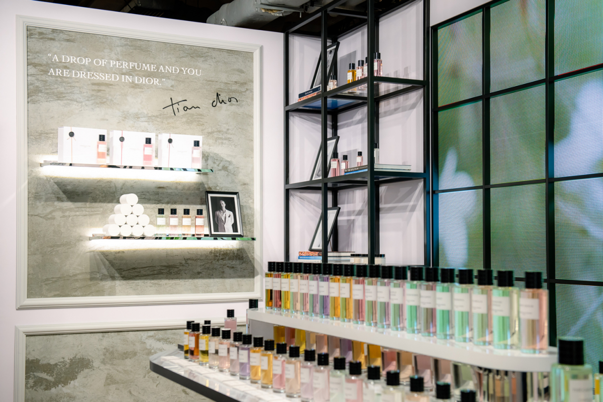 Scents and Sensibility: Maison Christian Dior