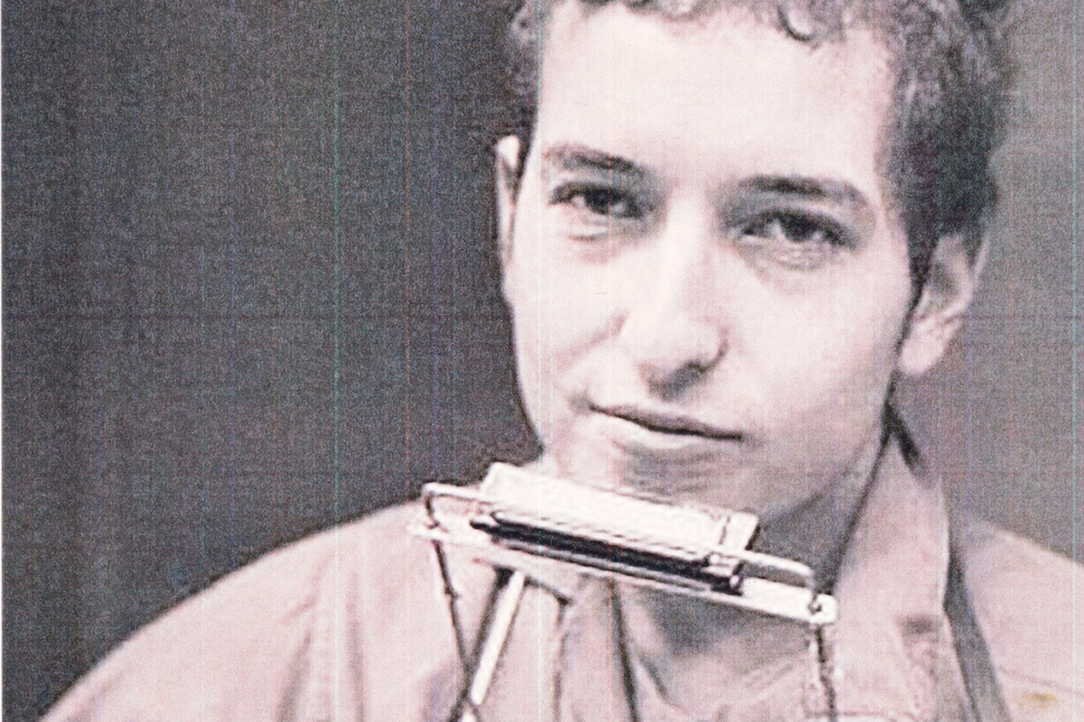 Harmonica Used By Bob Dylan Fetches S$18,700 At Auction