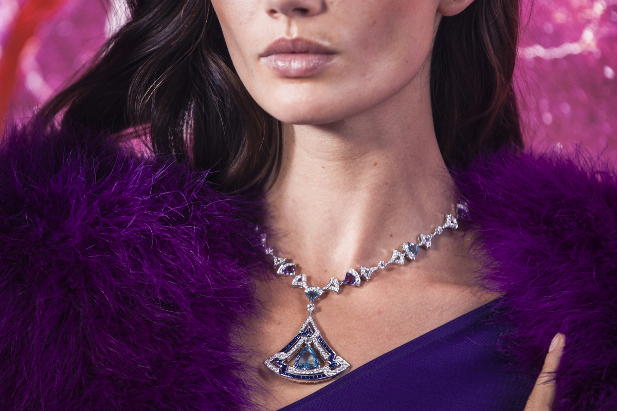 The Latest Collection From Bvlgari Is A Diva's Dream Come True