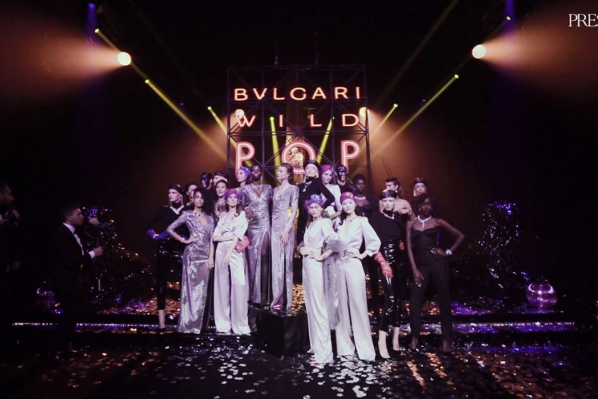 Bvlgari Brings Back The 1980s With Its New Wild Pop High Jewellery Collection