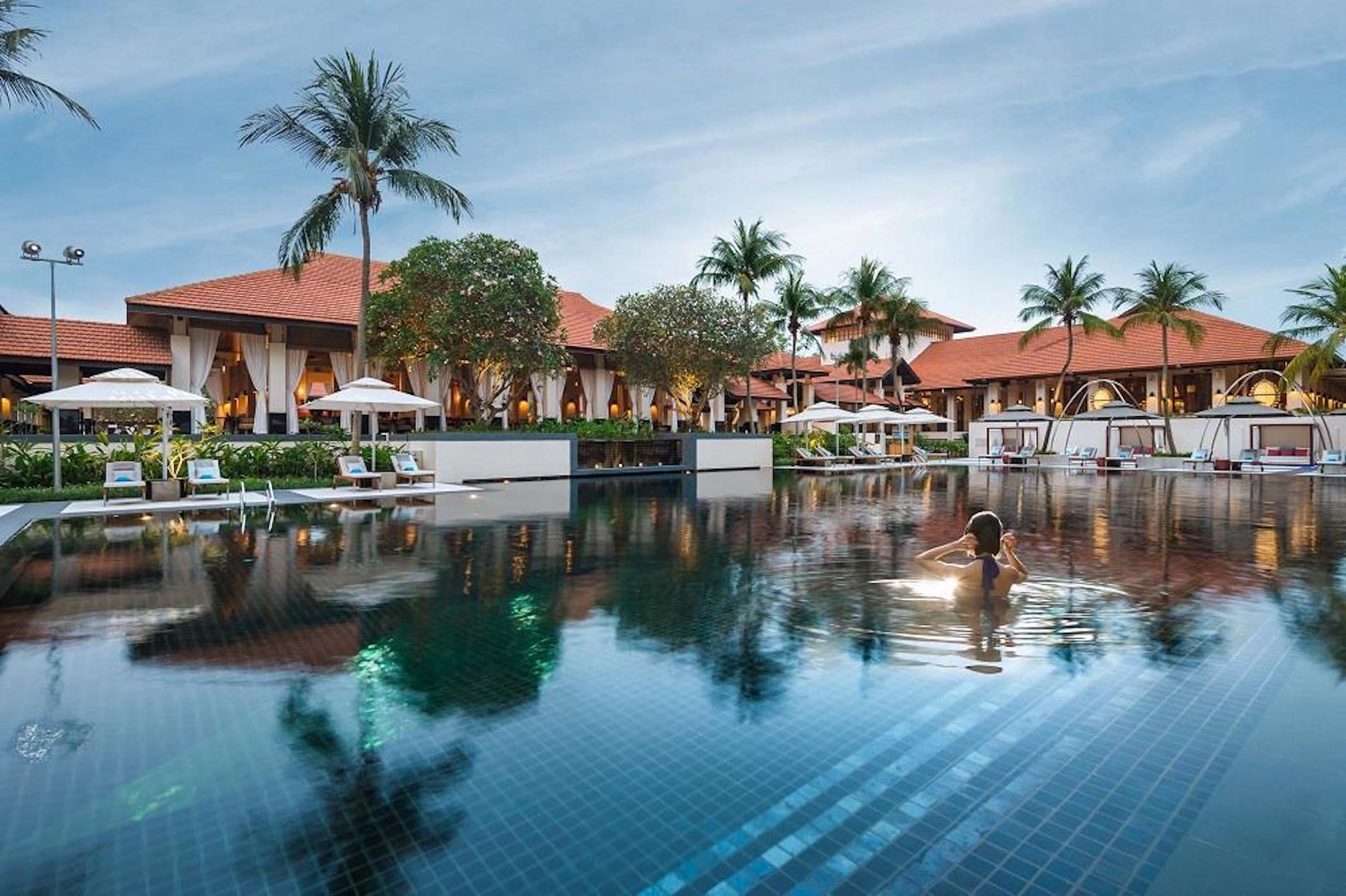 Luxury spas in Singapore: So Spa