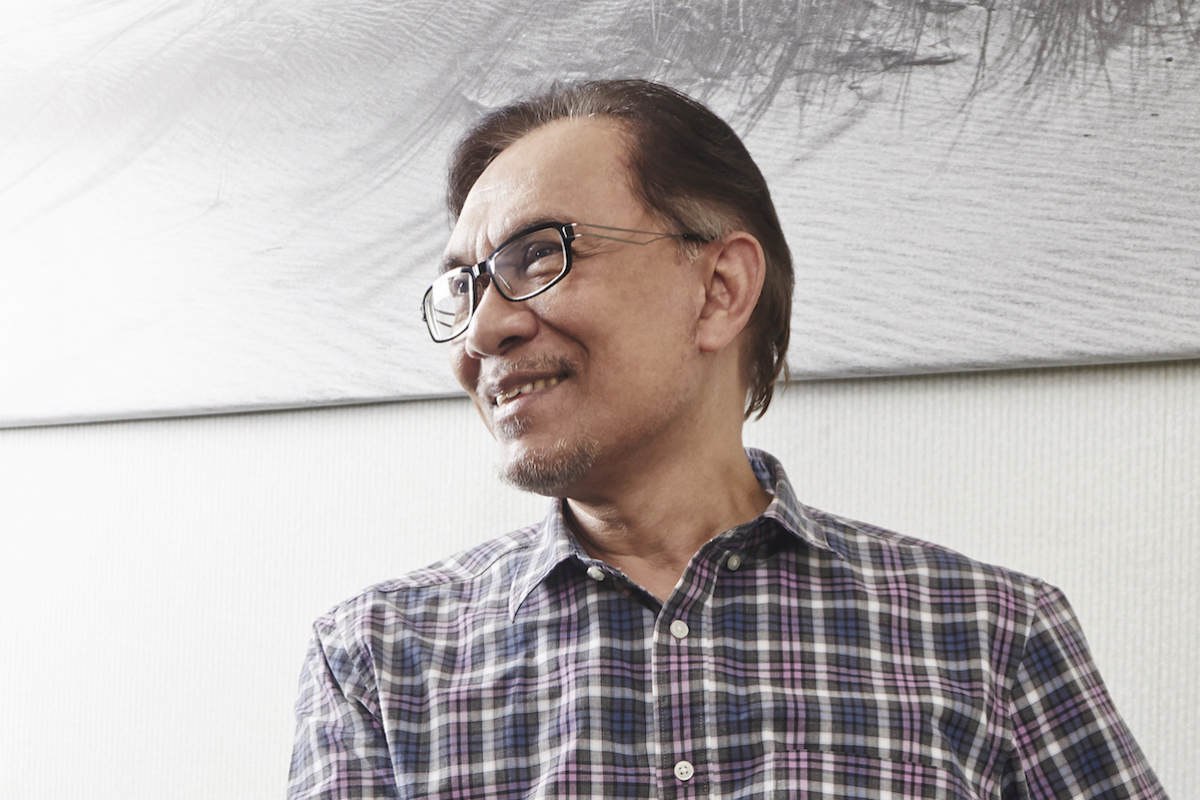 New Beginnings: A Word With Dato' Seri Anwar Ibrahim