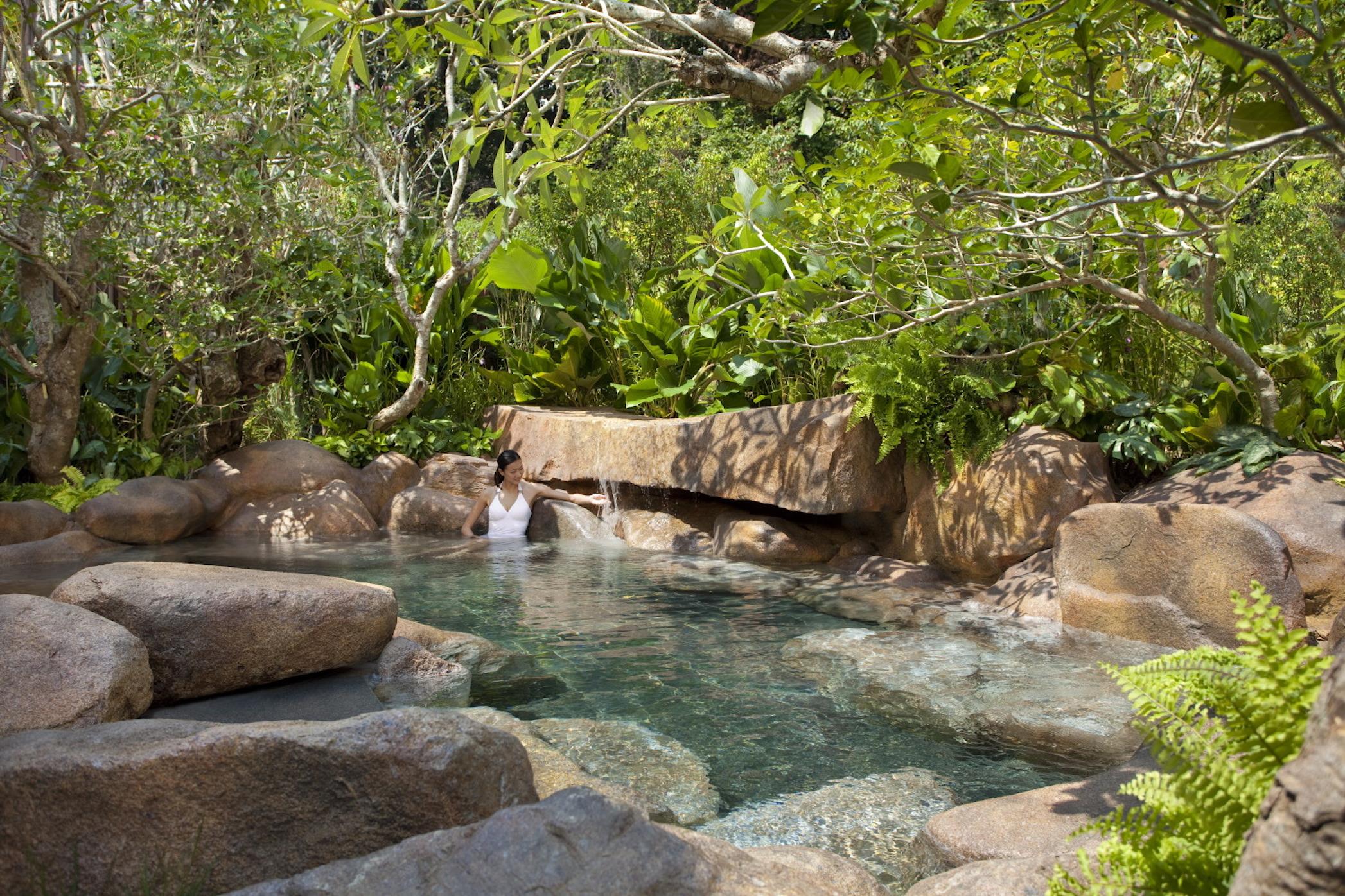 Luxury spas in Singapore: Espa