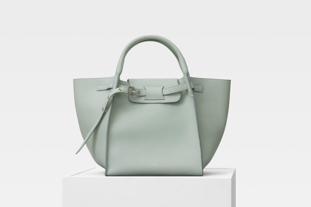 For The Minimalist Fashionista: Céline Winter 2018 Bags