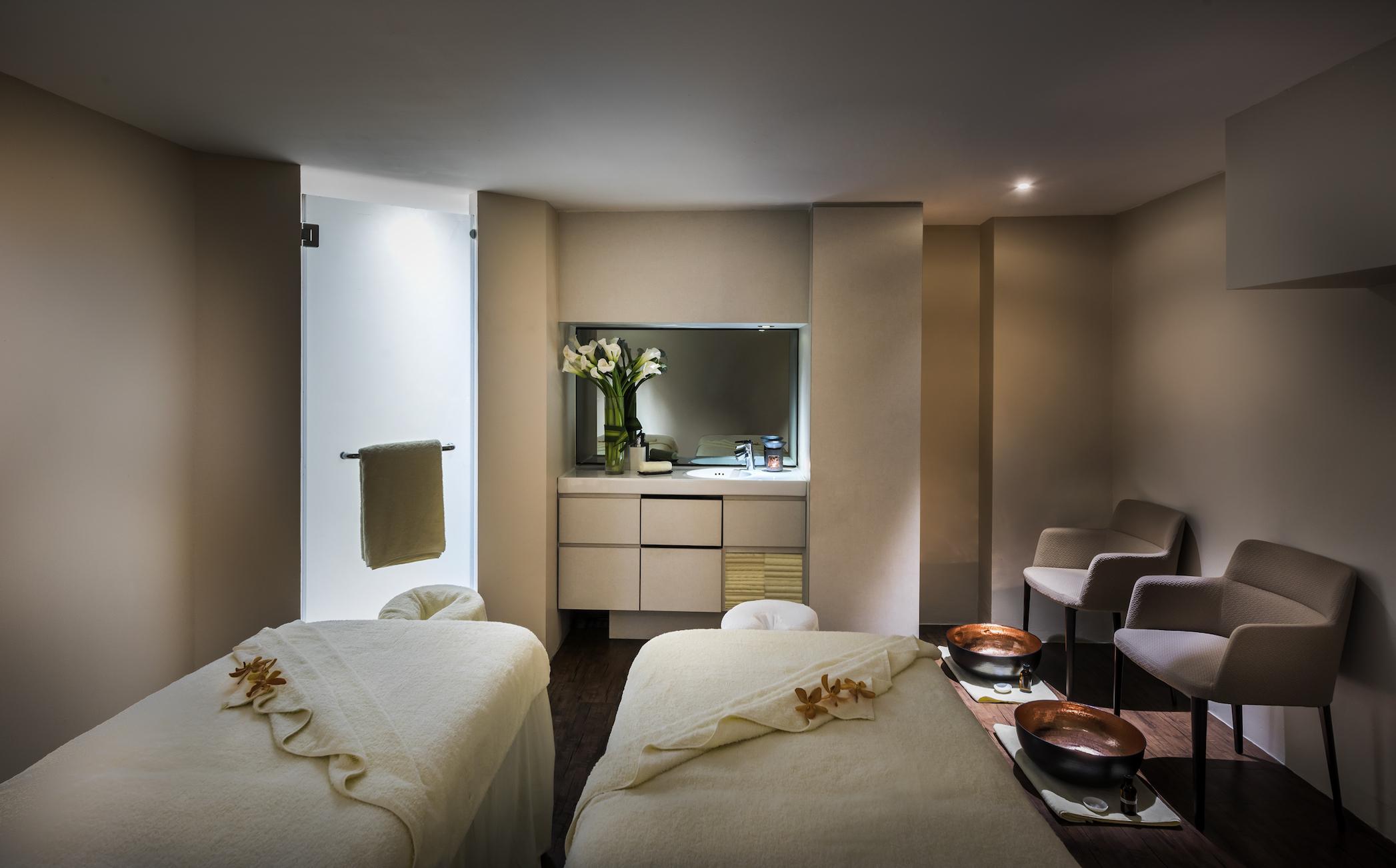 Luxury spas in Singapore: The Fullerton Spa