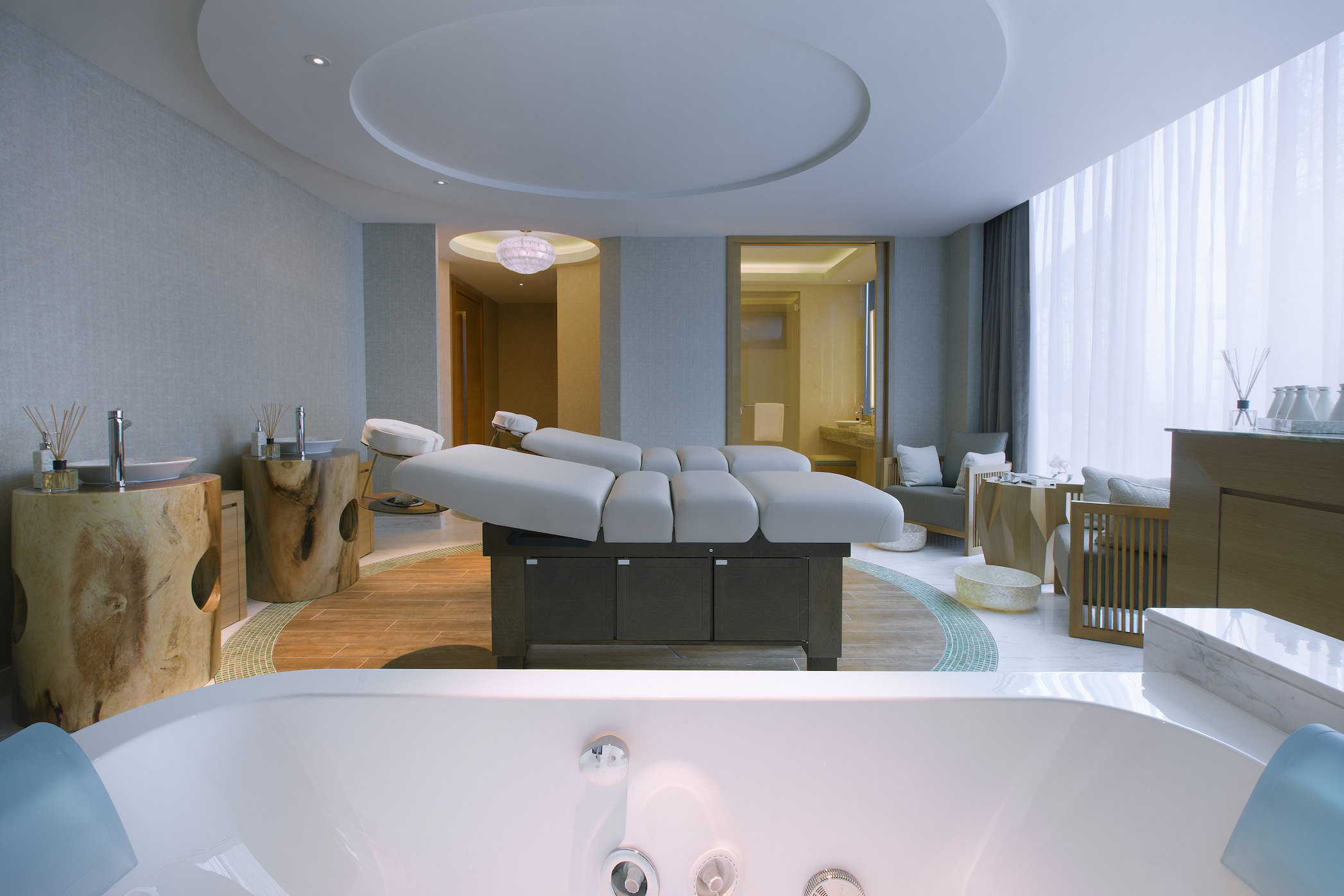 Luxury spas in Singapore: Heavenly Spa