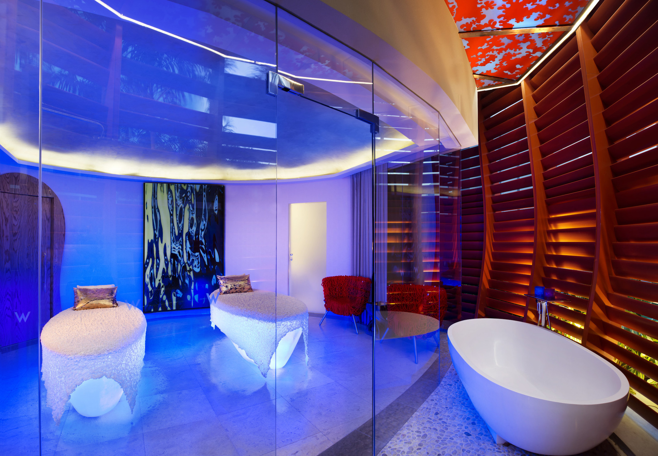 Luxury spas in Singapore: Away Spa