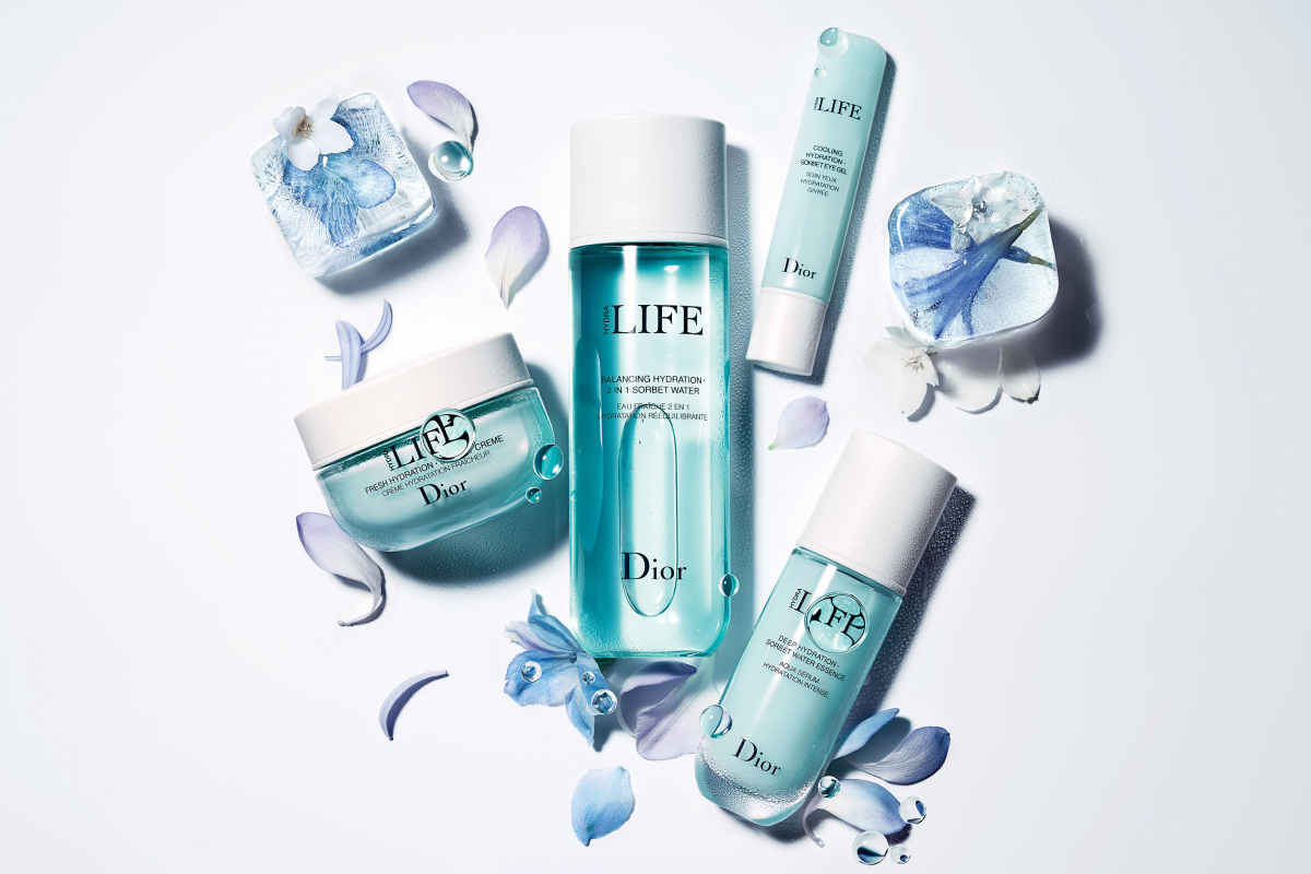 Want a new game-changing hydrating skincare? Get DIOR Hydra Life!