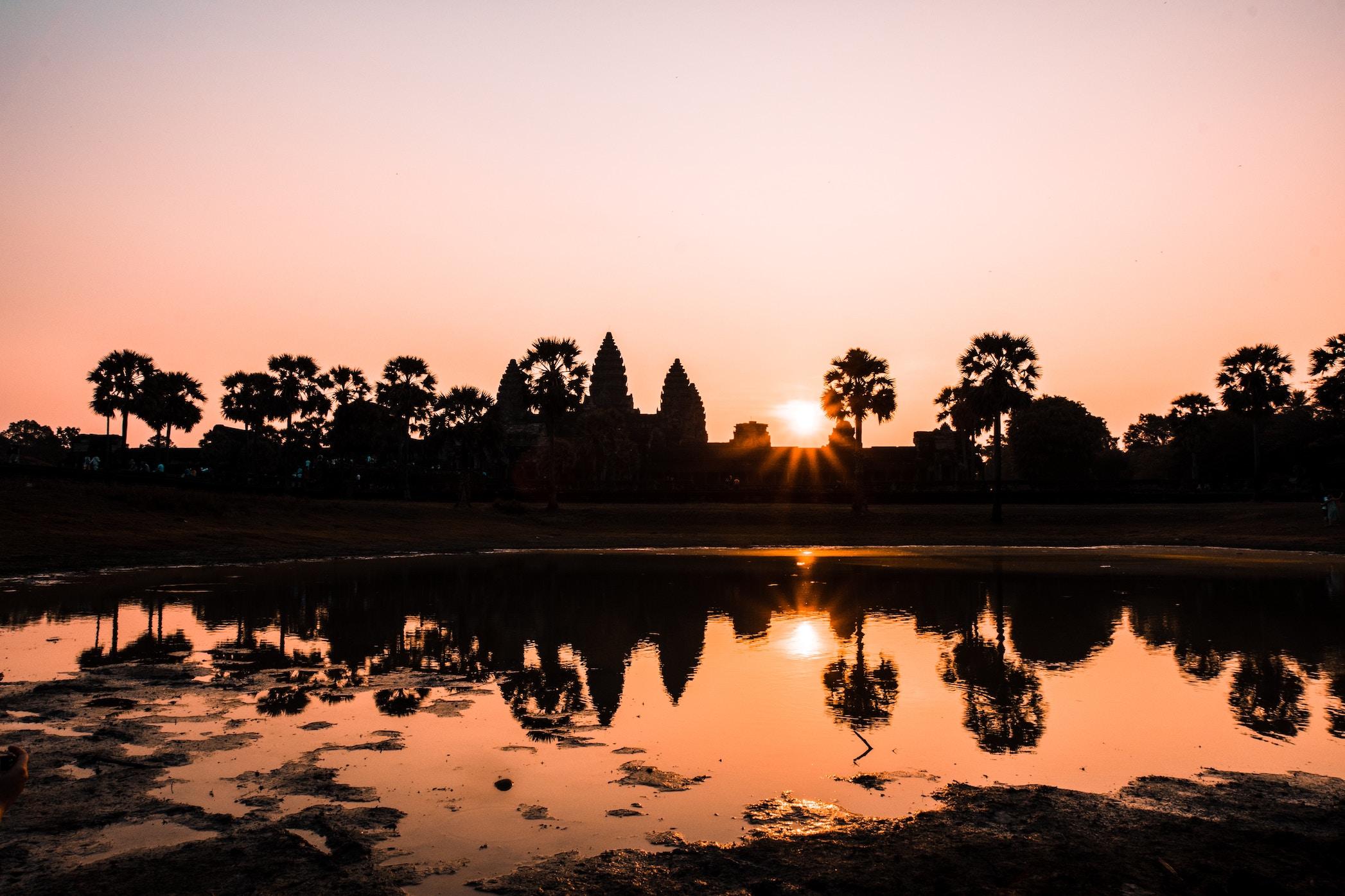 Southeast Asian destinations in Singapore: Siem Reap
