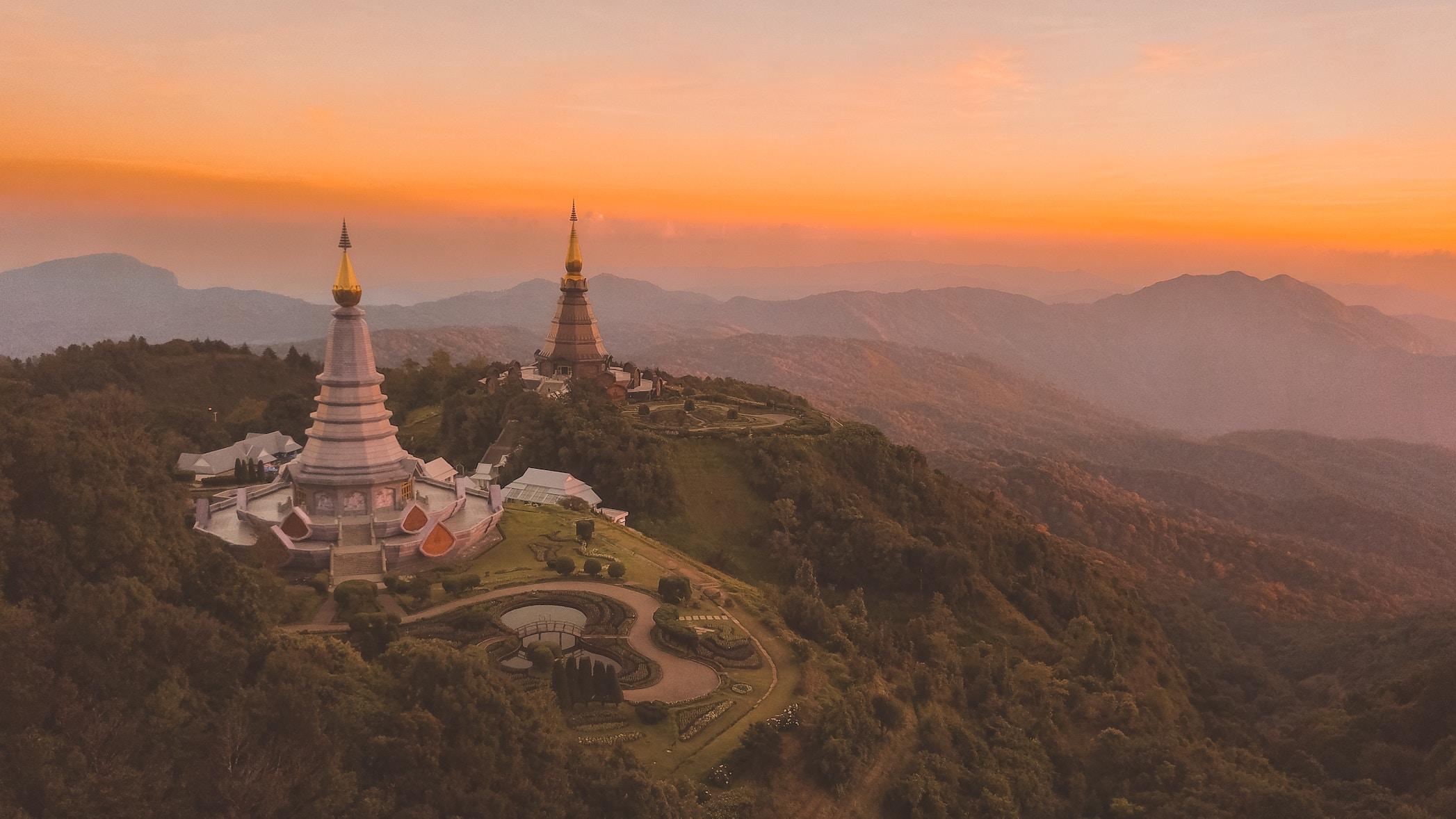 Southeast Asian destinations: Chiang Rai