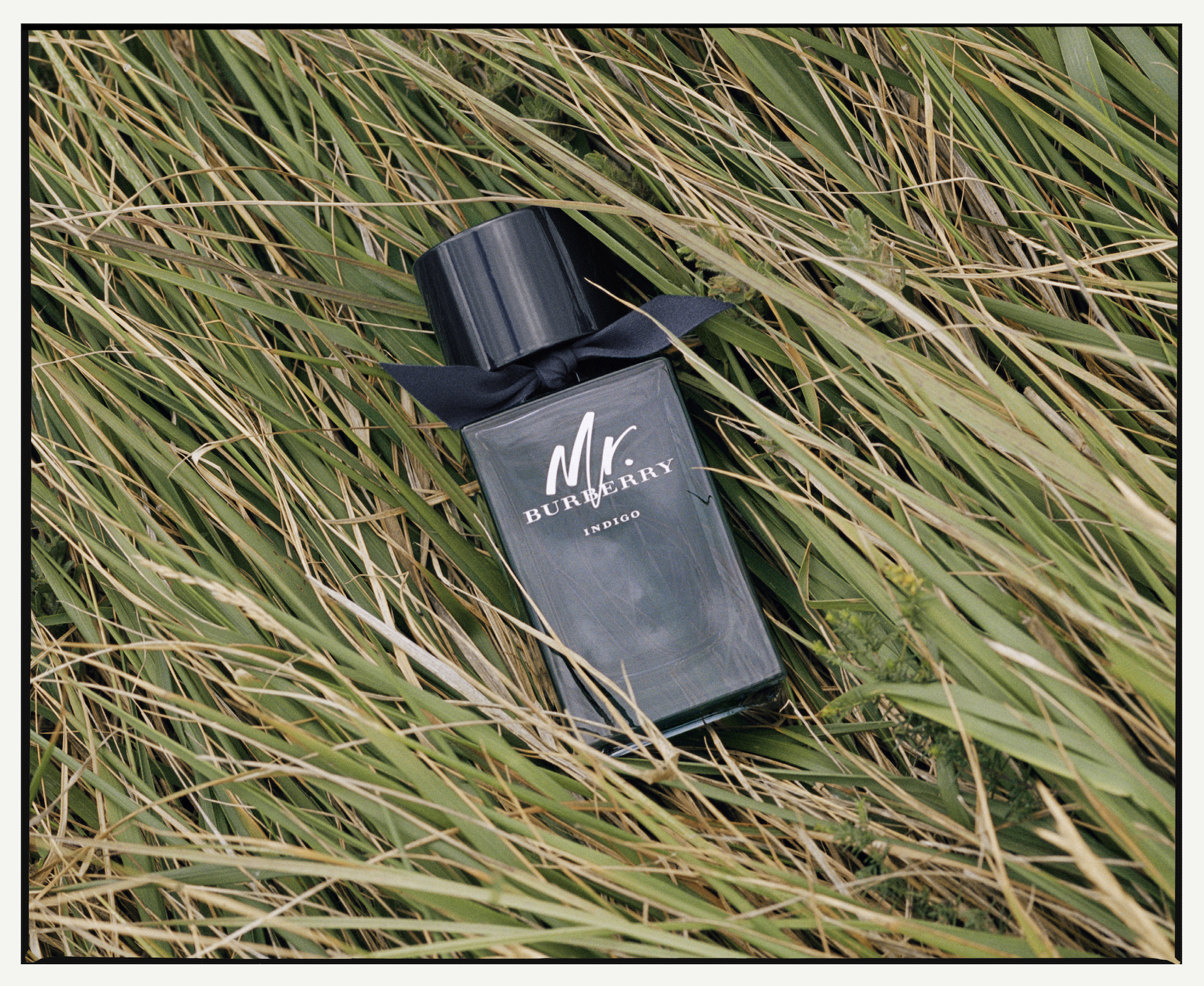 New men's groomings products: Burberry Mr Indigo