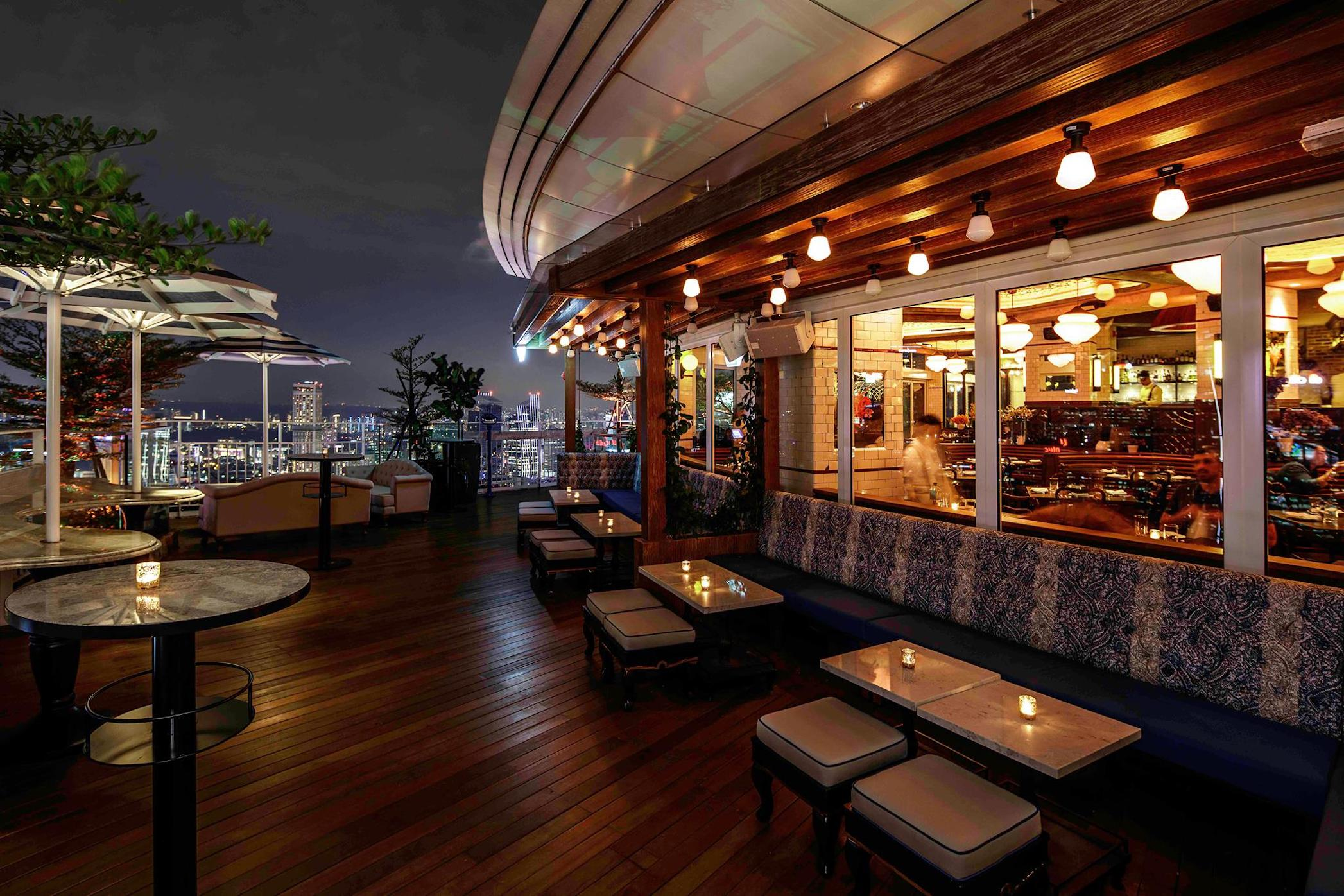 Where to watch fireworks in Singapore: Lavo Singapore