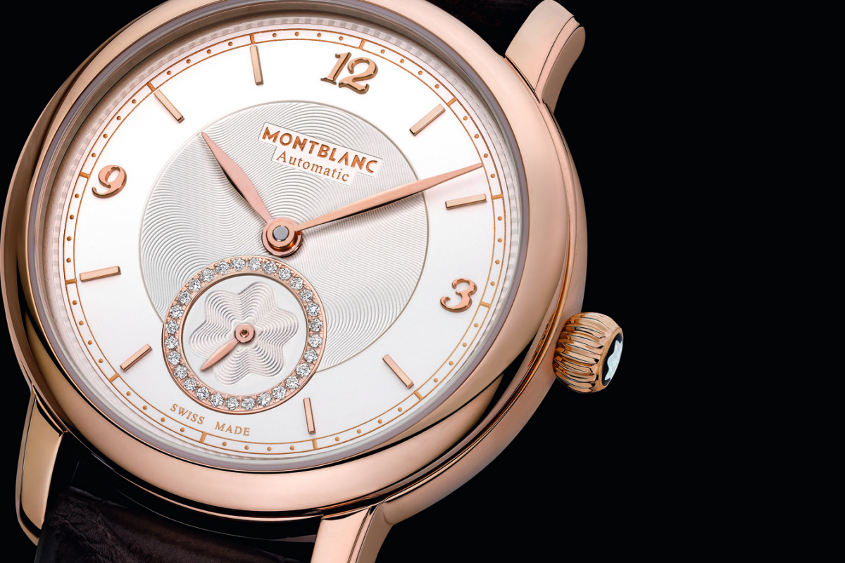Montblanc's Star Legacy Collection Is A Shining Example Of Feminine Elegance