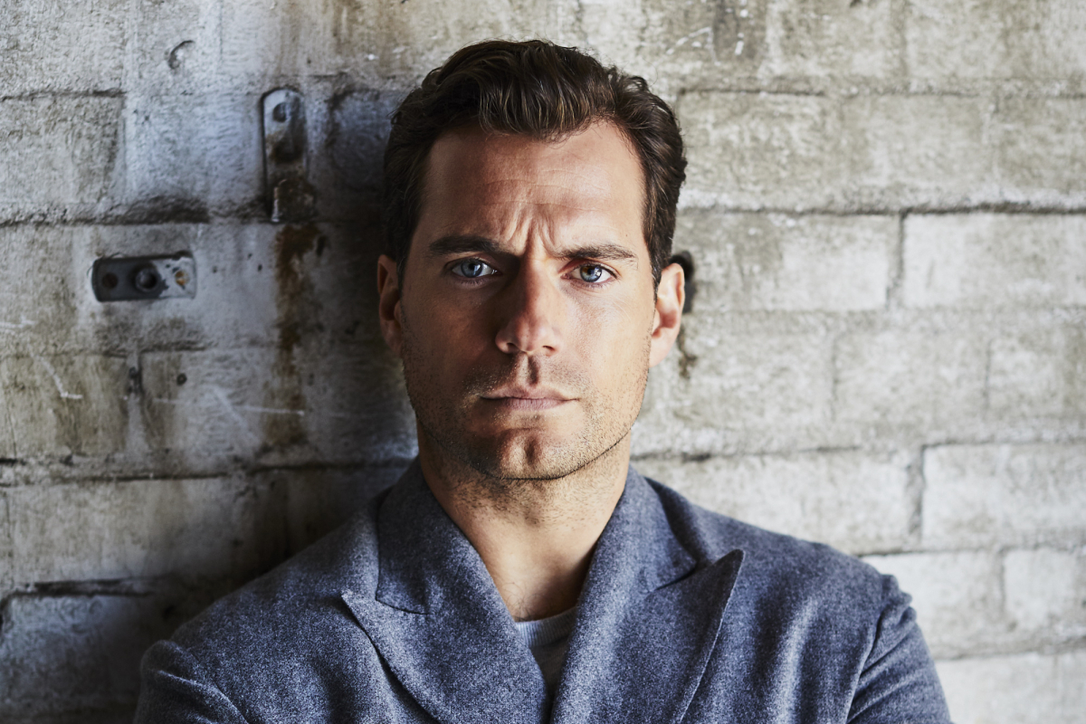 Mission Impossible Star Henry Cavill for Prestige Hong Kong August 2018