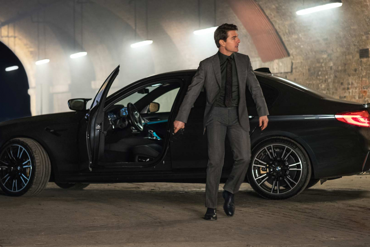 "BMW Indonesia Exclusive Movie Premier of ""Mission Impossible: Fallout"""