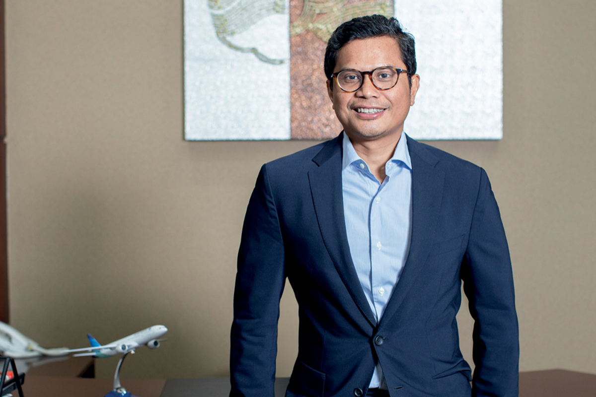 Pahala Nugraha Mansury: Creates a Great Connection as the CEO of Garuda Indonesia