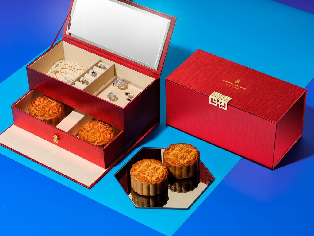 Mid-Autumn Festival treats - The Ritz-Carlton, Millenia Singapore