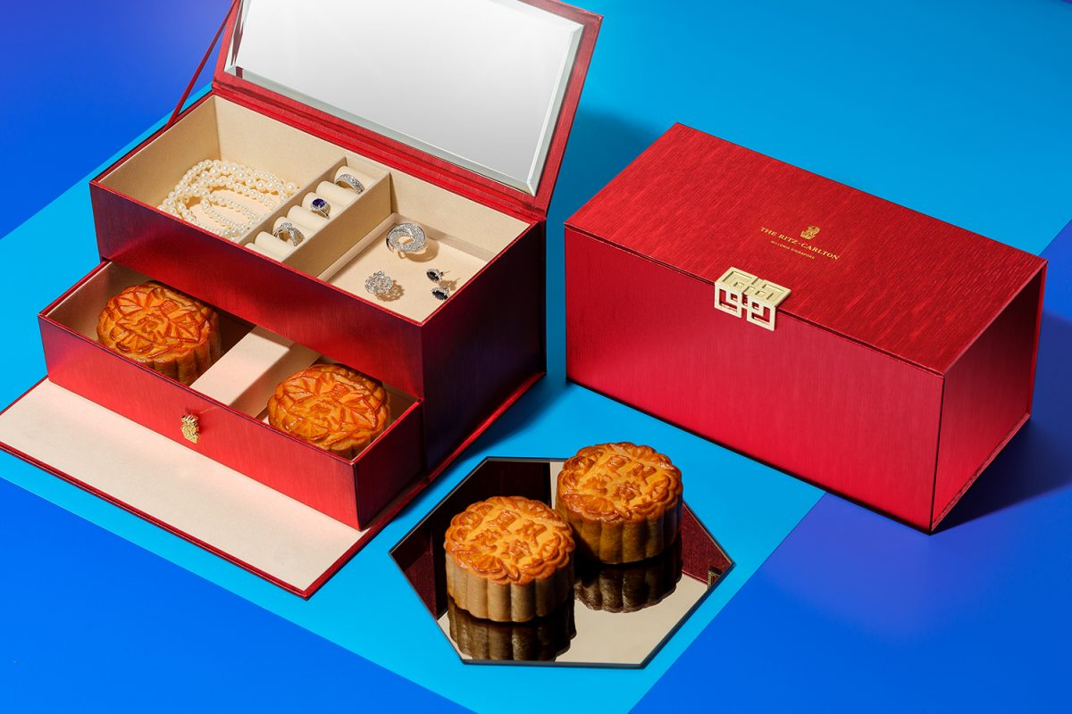 The Ritz-Carlton, Millenia Singapore offers early bird privileges for its Mid-Autumn Festival treats