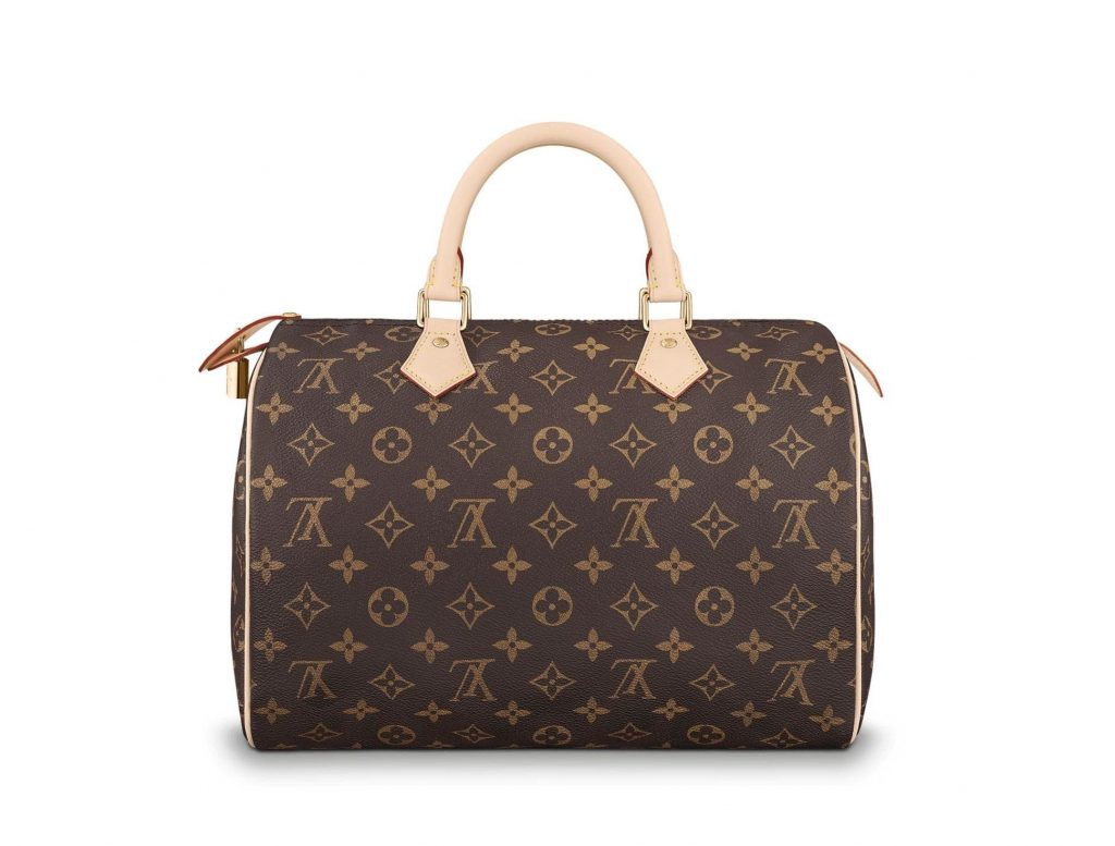 classic It-bags: Louis Vuitton speedy
