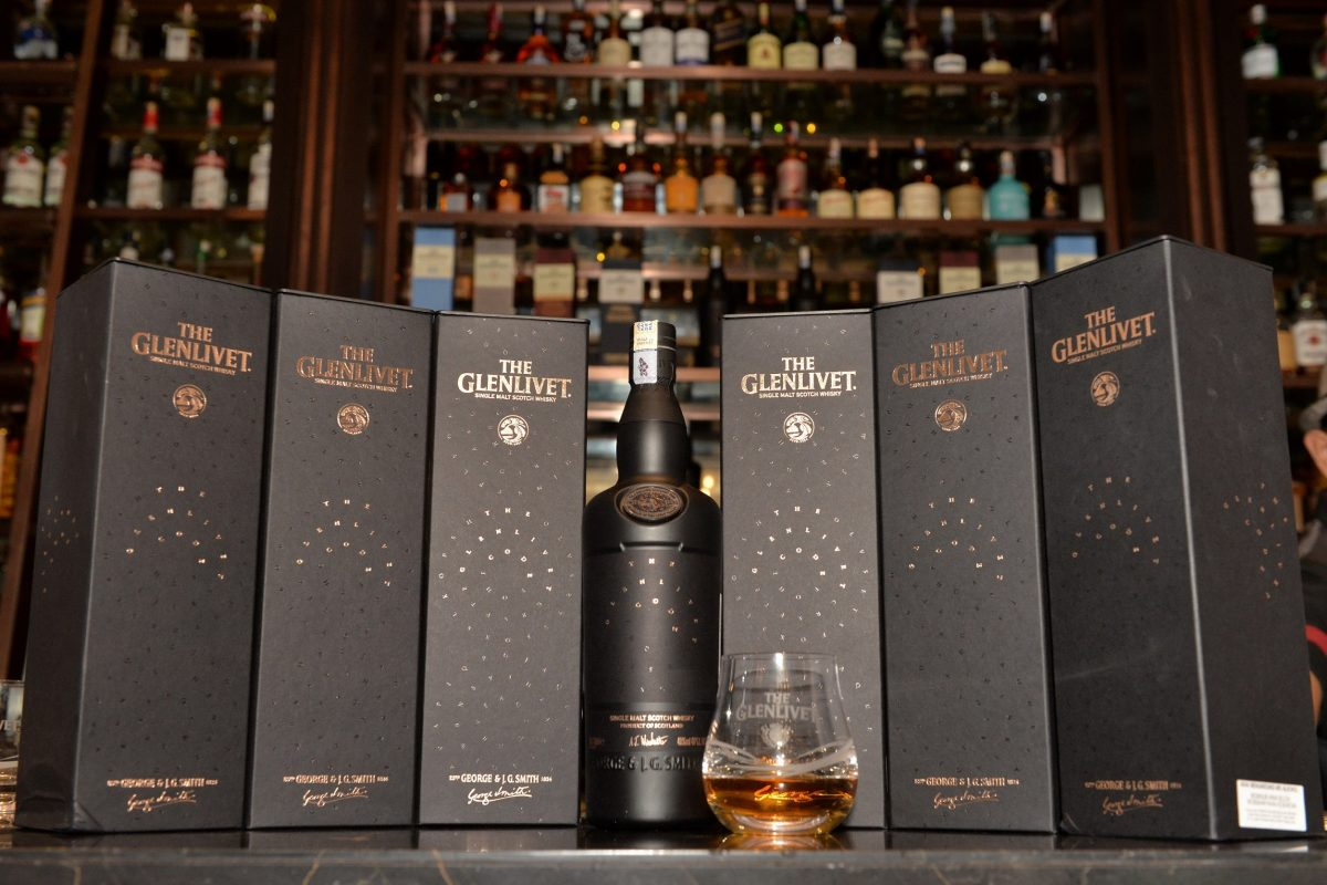 The Glenlivet Code Is Putting Whisky Connoisseurs To The Test