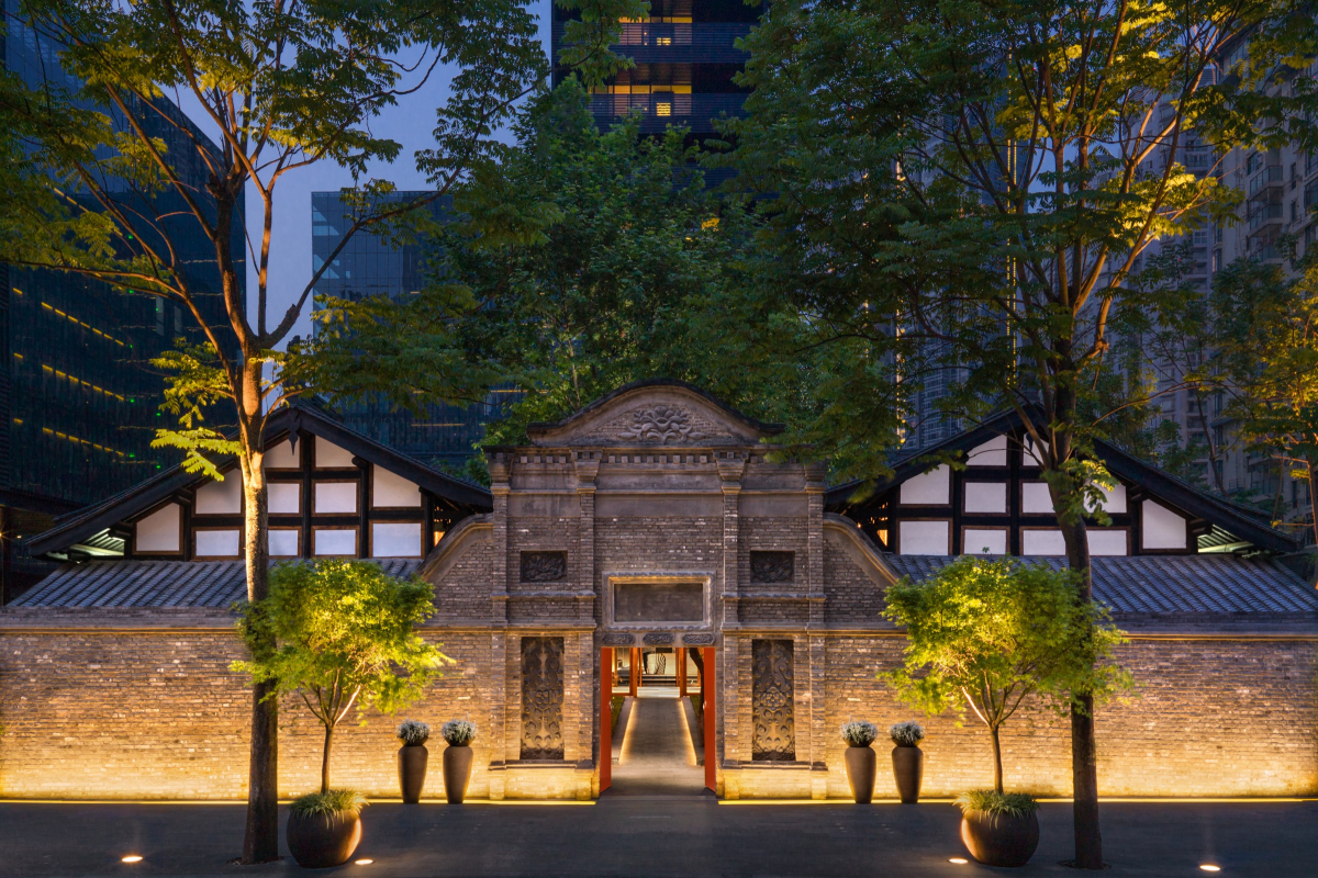 Luxury Hotels That Draw Inspiration From Temple Designs