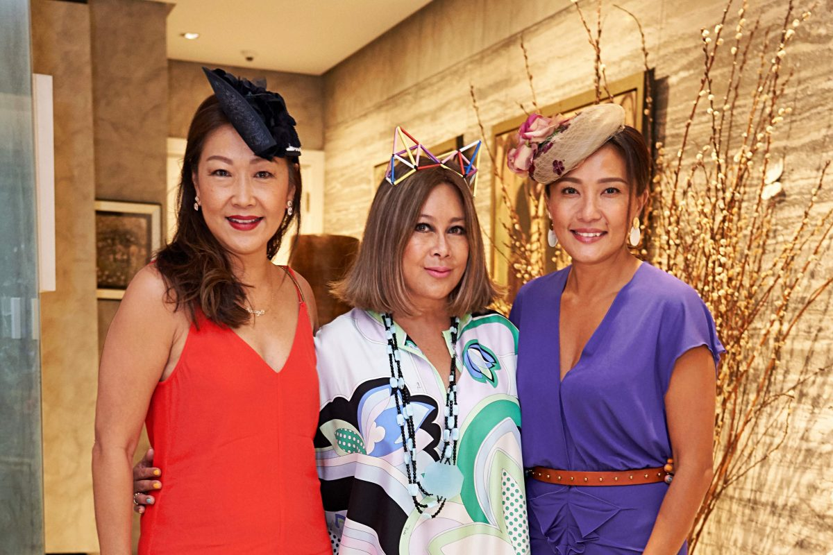 Event Photo Gallery: Intimate Birthday Party Thrown By Patty Kaunang