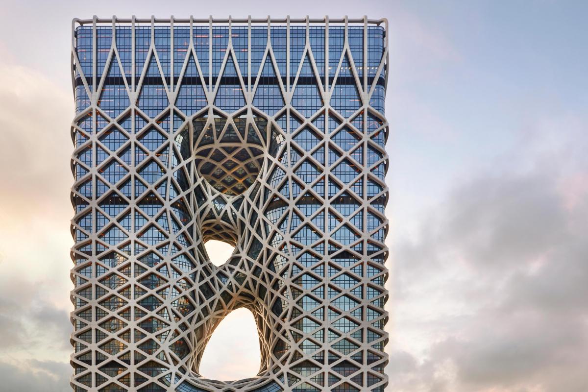 Luxury Hotel Morpheus Raises the Stakes in Macau