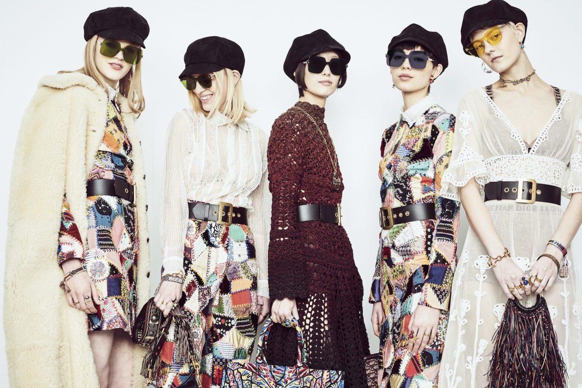 The New Dior ColorQuake Sunglasses Are Making A Colourful Statement