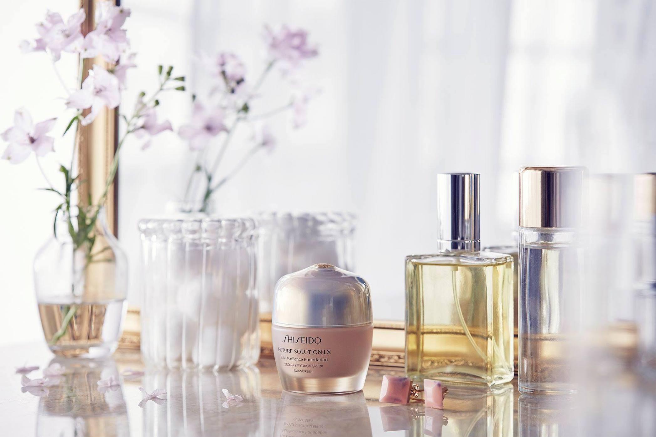 Japanese beauty brands: Shiseido