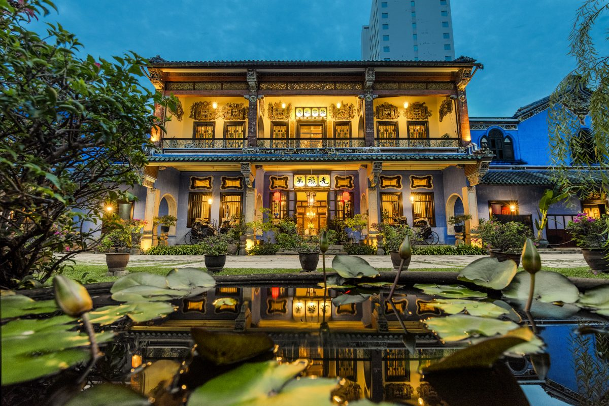 When In Penang, Live Like A Crazy Rich Asian at Cheong Fatt Tze's The Blue Mansion